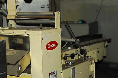 DOBOY SCOTTY 1-up Flow Wrapper Machine - WORKS
