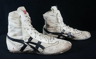 sale retailer f593d 1e410 VINTAGE ASICS TIGER Wrestling Shoes
