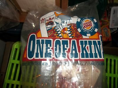 2007 Burger King EMPLOYEE CORP GLOBAL CONVENTION One Of A Kind Bobble Head King