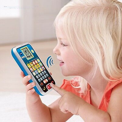 Toddler Smart Phone Baby Kids Interactive Pretend Play Learning Toy Gift New