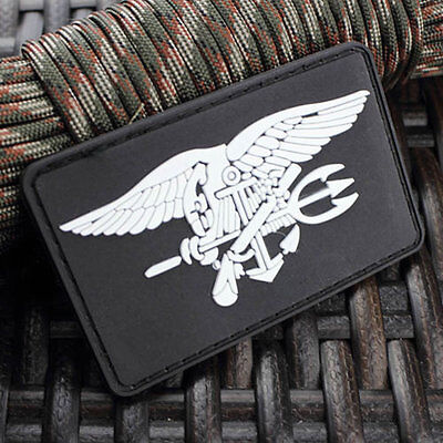Seal Safeguard Combat Morale 3D Badge Tactical Patch PVC Patch Rubber Military