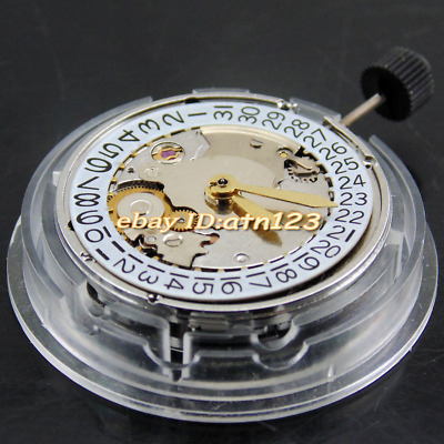 Asia Shanghai Automatic Mechanical Movement ,Direct Replacement ETA 2824 P577