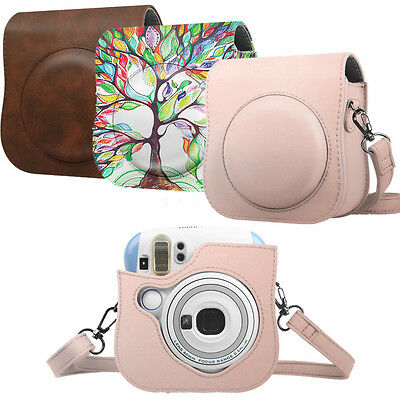 Fintie Protective Case For Fujifilm Instax Mini 26 25 Instant Camera Bag Strap
