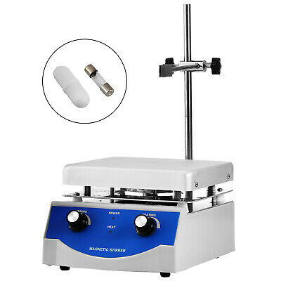 SH-3 Hot Plate Magnetic Stirrer Mixer Stirring 3000ml Dual Control Stir Bar