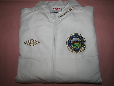 Boys Linfield Machday Woven Jacket Size Mb  / 9-10 Years Bnwt