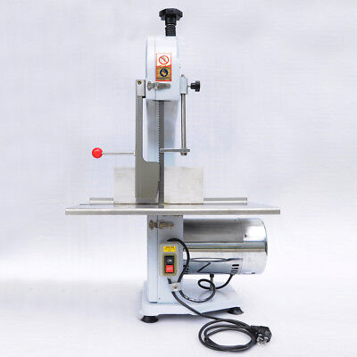 GEE Professional Meat Band Saw Cutter Commercial Butcher Bandsaw Stainless Steel