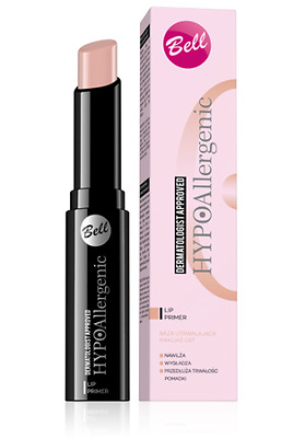 Bell HypoAllergenic Lip Primer Base for Lipstick or Lip Gloss Perfect Look 10g