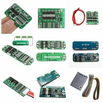 3S/4S/5S/6S/13S Li-ion Lithium Cells Battery Protection BMS PCB Balance Board