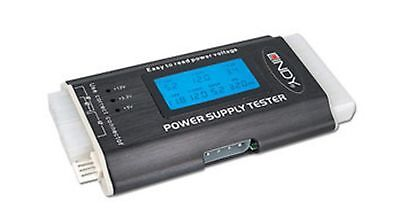 LINDY ATX Power Supply Tester with LCD Display -