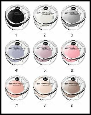 Bell Bell HypoAllergenic EyeShadows With Special Pigmentes for Sensitive Eyes
