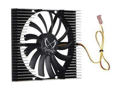 Scythe Ita Kaze - computer cooling components (14.5 dB 3-pin Black 105 g 12... -
