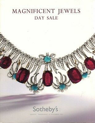 Magnificent Jewels - Sotheby's Geneva Day Sale Auction Catalogue 2007 C#75