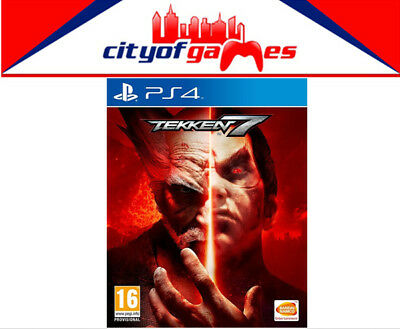 Tekken 7 PS4 Game New & Sealed In Stock