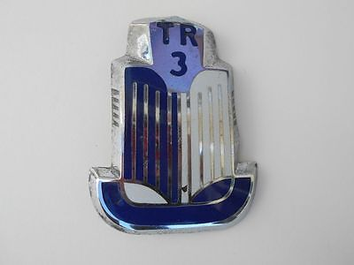 Triumph TR 3 Original Badge