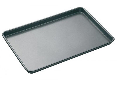 """Master Class Non-Stick Large Baking Tray Carbon Steel, 39 x 27 cm(15.5"""" x 10.5"""")"""