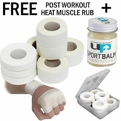 BST Prime Boxing MMA Martial Arts Pro Medical Grade Hand Wrist Finger Taping Kit