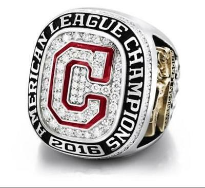 2016 Cleveland Indians American League Championship Ring