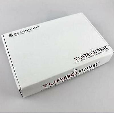 Free shipping!!TURBO FlRE Workout 15 DVD Cardio Conditioning Set Guides Booklets