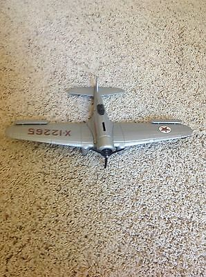 Texaco 1932 Northrop Gamma die cast authentically scaled replica airplane.