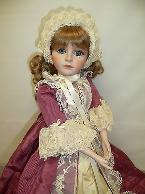 "19.5"" Lady Anne Dolls Inc. by Margaret Anne #49/250 from 1994"