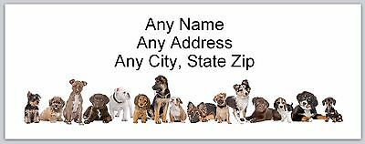 30 Personalized Address Labels Country Dogs Buy 3 get 1 free (ac 754)
