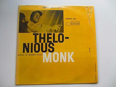 Thelonious Monk - Genius of modern music Blue Note Label EX