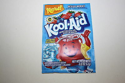 5 x US Kool-Aid Unsweetened Soft Drink Mix MIXED BERRY Flavor