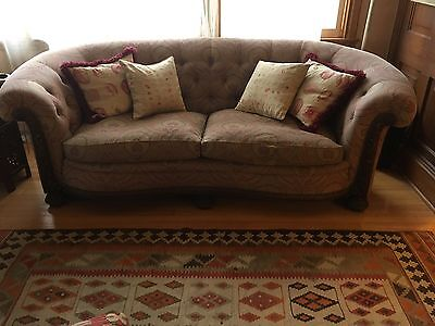 1920's Family Heirloom Chesterfield Couch