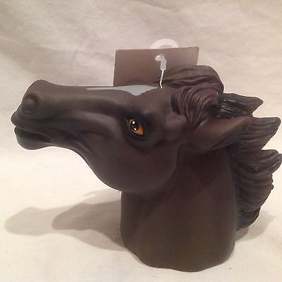 """New Horse Mustang Head Rubber Trailer Ball Cover - Hitch Buds - 1 7/8"""" & 2"""""""