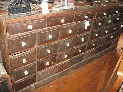 Mercantile store cabinet