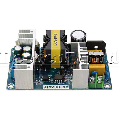 AC 100-240V 110V 220V to DC 24V 6-9A Converter 150W Switch Power Supply Module