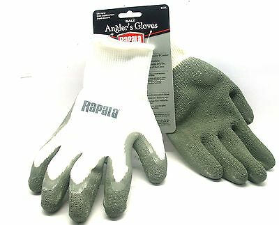 Rapala Anglers Gloves  BRAND NEW