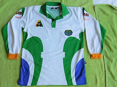TOOWOOMBA BOWLS CLUB INC POLO SHIRT long sleeve size S brand new with pocket