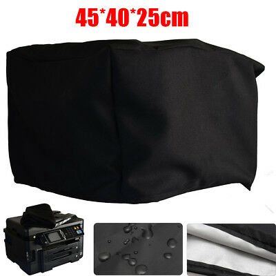 18X16x10'' Polyester-cotton Blend Printer Black Cover for Workforce WF-3620