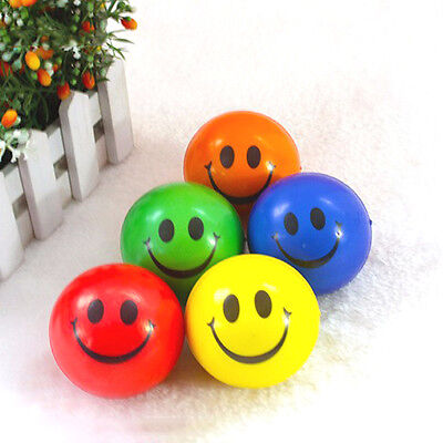 Anti Stress Ball Soft Foam Squeezing Entertainment Children Dog Pet Kids Toy