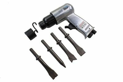 US Pro AIR HAMMER & CHISELS by BERGEN TOOLS 150mm compact design 8594
