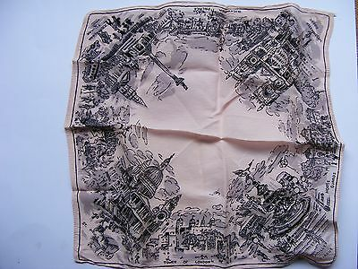 Vintage Ladies Handkerchiefs X 3