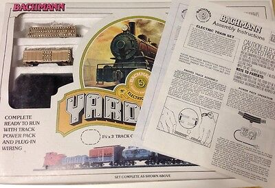 """Bachman """"The Yard Boss"""" N-Scale Train Set  SPECIAL EDITION 24262"""
