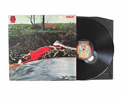 SPRING S/T LP NEON NE6 1971 UK 1st Press Rare Prog Rock Holy Grail Superb Audio