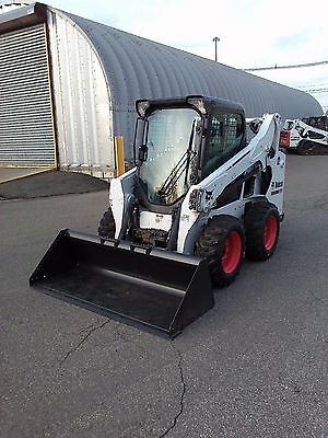 2013 Bobcat S590 Skid Steer Cab with Heat & Air Conditioning 1086 Hrs