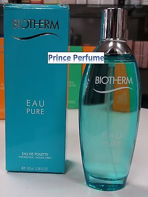 BIOTHERM EAU PURE EDT VAPO NATURAL SPRAY - 100 ml