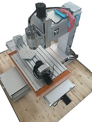 6040 5 Axis CNC 1.5KW Table Ball Screw5 Column Type Engraving Machine 110V US