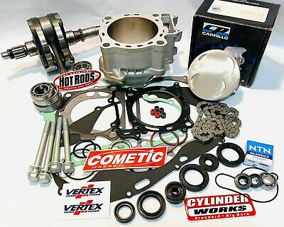 '03+ YZ250F YZF250 YZ 250F 77mm Stock Bore CP Hotrods Motor Engine Rebuild KIt
