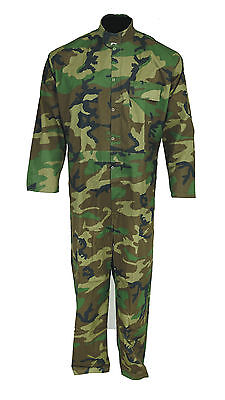 Boiler Suit Overall Coverall Militray Army Paintball Airsoft Mechanic Work Wear
