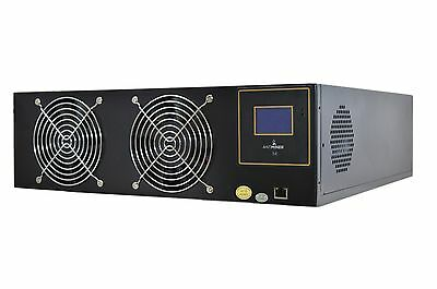 Bitmain Antminer S4 w/ 1400VA Power Supply - 2TH Bitcoin Miner - Used
