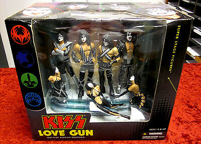 KISS Love Gun Deluxe Boxed Edition Sealed Unopened