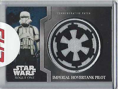 Star Wars Rogue One Mission Briefing Imperial Hovertank Pilot 12 of 13 patch