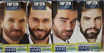 Best Price Permanent Hair Beard and Moustache Color for Men 0% Ammonia vitamin C