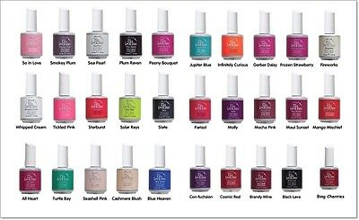 IBD Just GEL Nail Polish LED/UV Pure Gel Color *U PICK* Full Size .5oz/14ml NEW!