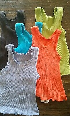 10 x Bonds baby singlets 00, and 0